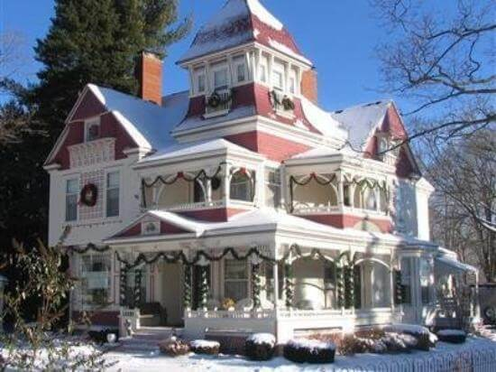Grand Victorian B&B in Bellaire, Michigan