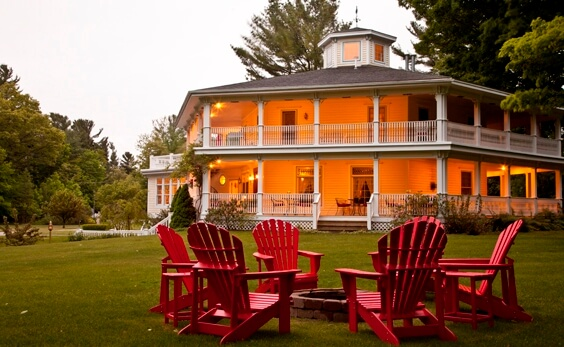 Dunes Bed And Breakfast Mears Michigan