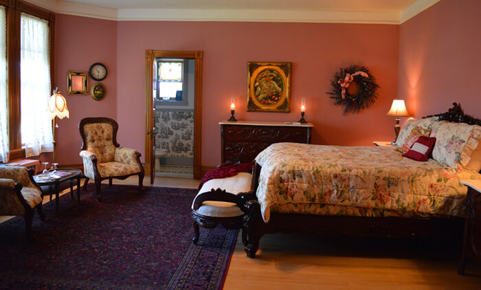 Hanson House Michigan Bed And Breakfast Association