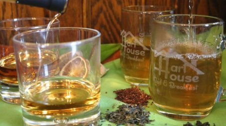 Tea & Whiskey Weekend Jan. 26-27