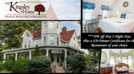 50% Off Any 2-Night Stay