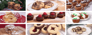 Assortment_of_Holiday_Cookies_baked_by_West_MI_B&B_Innkeepers