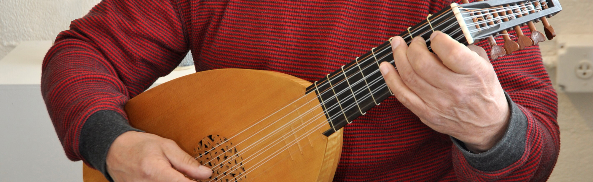 picture of a lute