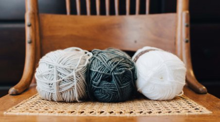 Knitting Weekend in Ludington