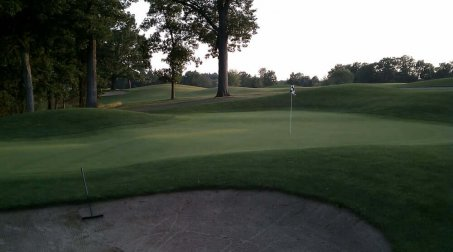 18-Holes at The Emerald Golf Course