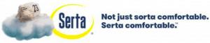 Serta mattress logo