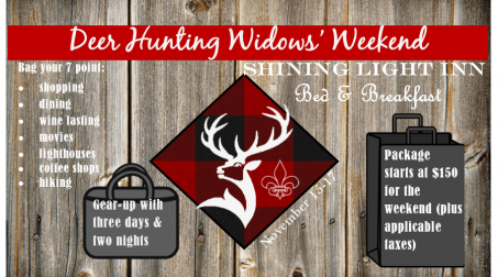 Deer Hunting Widows' Weekend