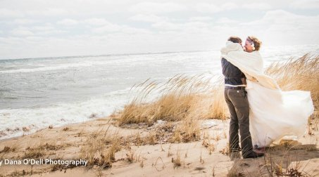 Elope on a Beach This Winter for Less