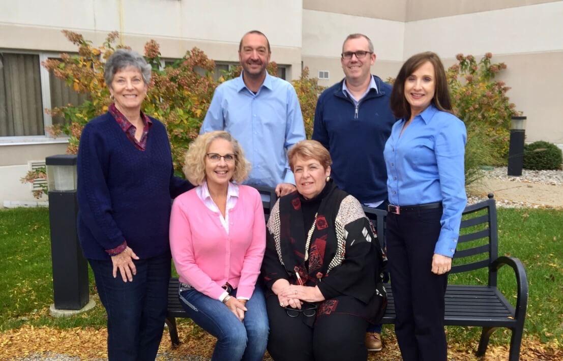 Members of 2020 MBBA Board