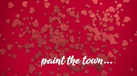 Paint the Town Red Getaway