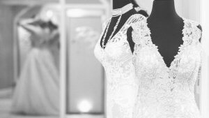 Dresses at Becker's Bridal