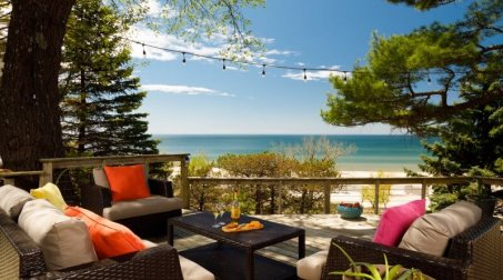 Stay More, Save More on Lake Michigan