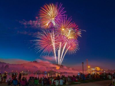 Grand Haven Fireworks