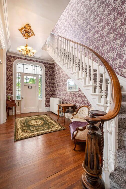 Foyer at Jade Estate