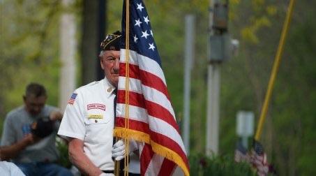 Half off for veterans all November